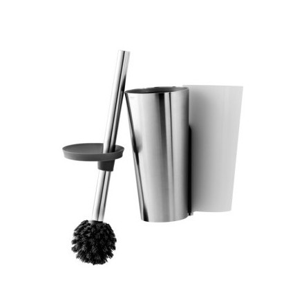 brosse wc suspension murale eva solo mouvance. Black Bedroom Furniture Sets. Home Design Ideas